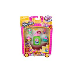 Shopkins Season 8 Wave 2 Asia 5 Pack image here