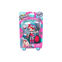 Shopkins Shoppies Season 8 Themed Dolls - Jessie Cake image here