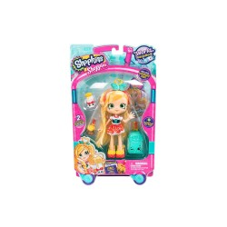 Shopkins Shoppies Season 8 Themed Dolls - Spaghetti Sue image here