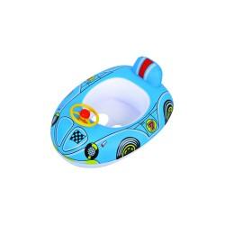 Jilong Race Car Kiddie Rider (Blue) image here