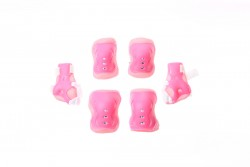 Chaser KIDS PROTECTOR SET-PINK image here