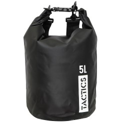 Tactics ULTRA DRY BAG 5L-BLACK image here