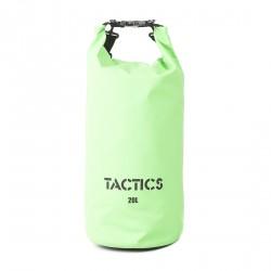 TACTICS WATERPROOF DRY BAG PACK 20L-GREEN image here