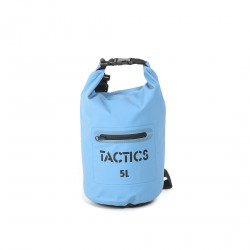 TACTICS WATERPROOF ZIP DRY BAG 5L-SKY BLUE image here