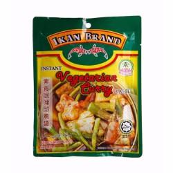 Ikan Brand | Vegetarian Curry  image here