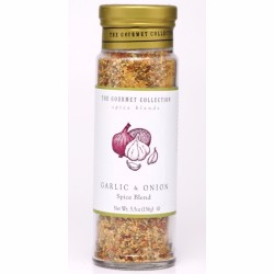 The Gourmet Collection | Garlic and Onion Spice Blend image here