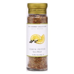 The Gourmet Collection | Lemon Pepper Spice Blend image here