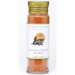 The Gourmet Collection | Orange Ginger Spice Blend image here