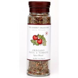 The Gourmet Collection | Oregano Tomato & Basil Splice Blend image here