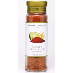 The Gourmet Collection | Paprika Lemon and Lime Spice Blend image here