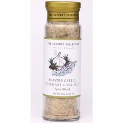 The Gourmet Collection | Roasted Garlic , Rosemary,& Sea Salt image here
