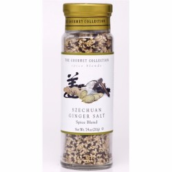 The Gourmet Collection | Szechuan Ginger Salt Spice Blend image here
