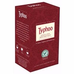 Typhoo Tea   English Breakfast image here