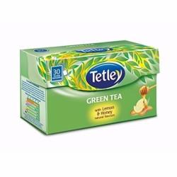 Tetley | Green Tea with Lemon and Honey image here