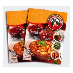 Chillies Brand | Sambal Dr ied Instant Shirmp image here