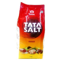 Tata Salt (Iodize) 1KG image here