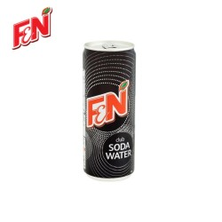 F&N Fun Flavours Club Soda Waters 24's image here
