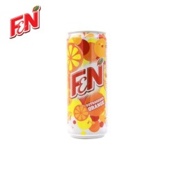 F&N Fun Flavours Outrageous Orange 24's image here