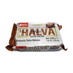 Tunas,tahini halva cocoa,T00011 image here