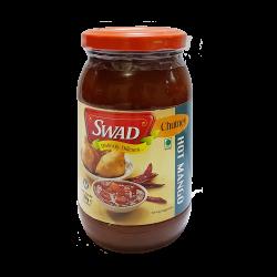 Incredible India, Hot Mango Chutney ( Swad ), Yellow, SW005 image here