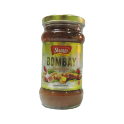 Incredible India, Bombay Curry Paste ( Swad ), Red, SW015 image here