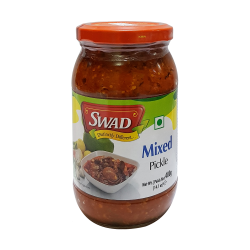 Incredible India, Mixed Pickle ( Swad ), Red, SW020 image here