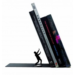 Falling Bookend image here