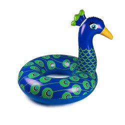 Giant Pool Float (Peacock) image here