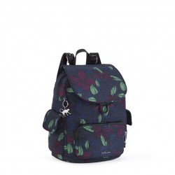 KIPLING CITY PACK S ORCHID GARDEN image here