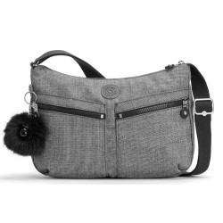 KIPLING IZELLAH COTTON GREY image here
