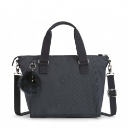 KIPLING AMIEL NIGHT BLUE EMB image here