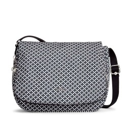 KIPLING EARTHBEAT M RETRO GEO BLACK 5400597191405 image here