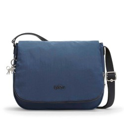 KIPLING EARTHBEAT M SATIN BLUE C 5400597191337 image here
