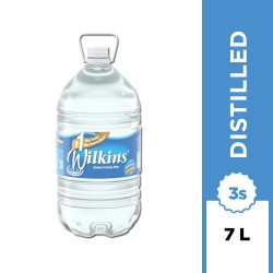 Wilkins Distilled Water 7L 3s image here