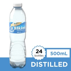 Wilkins Distilled 500ml 24s image here