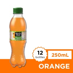 Minute Maid Fresh Orange 250ml 12s image here
