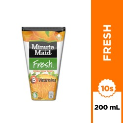 Minute Maid Fresh Orange 200ml 10s image here