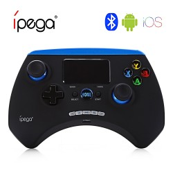 Latest Gadgets,IPEGA TOUCH PAD BLUETOOTH GAME CONTROLLER,black,LGIPGPG902BLK-0002933 image here