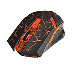 3200 DPI Wired Gaming Mouse - Orange image here