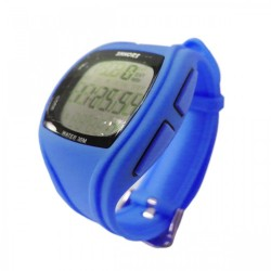 Latest Gadgets,Shhors SH-0270 Sport Watch With Pedometer,blue,LGSHSSH027DBL-0005610 image here