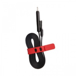 Latest Gadgets,YOOBAO 407 Lightning And Micro USB Data Charging Cable,black,LGYBOYB407BLK-0003116 image here