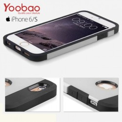 Yoobao Amazing Protective Case For iphone 6 - Silver image here