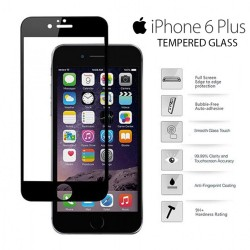 Yoobao Apple iPhone 6 Plus Tempered Glass Protector Screen - Black image here