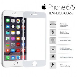 Latest Gadgets,Yoobao Apple iPhone 6/S Tempered Glass Protector Screen,white,LGYBOIPHONWHT-0006497 image here