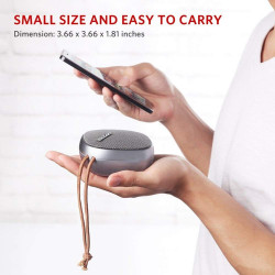 Latest Gadgets,Yoobao M1 Portable Bluetooth Speaker,gray,LGYBO000M1GRY-0007766 image here