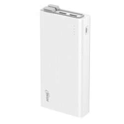 Latest Gadgets,HAME QC2 20000 mah Lithium Polymer Powerbank with Qualcomm Quick Charge 3.0 Port,white,LGHME00QC2WHT-0005428 image here