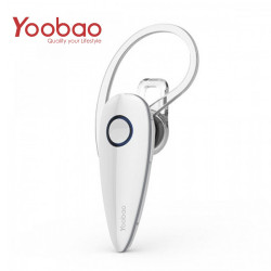 Latest Gadgets,YOOBAO YBL103 2 Channel Stereo Bluetooth Headset With Noise Cancelling,white,LGYBOYBL10XXX-0001607 image here