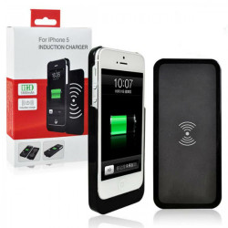 Ipega Wireless Induction Charger for iPhone5 - Black image here