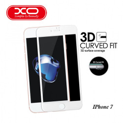Latest Gadgets,XO Wolverine0.15mm  3D Privacy Screen Protector For Iphone 7,white,LGOXO000F1WHT-0006591 image here