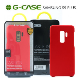 Latest Gadgets,GCase  TPU Leather Series Protective Shell Back Cover for Samsung S9 Plus,red,LGGCS00001RED-0007289 image here